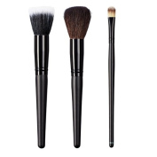 ON & OFF Stipple Domed Powder and Concealer Brush, Large