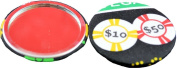 Casino Las Vegas Gambling Pocket Mirror Cosmetics Make Up