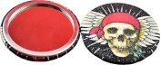 Skull Tattoo Traditional Pocket Mirror Cosmetics Make Up