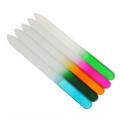 TR.OD New useful Crystal Glass Nail File Files Buffer Tool Durable