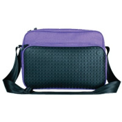 Upixel Crossroads Purple Shoulder Sports School Bag A016 With Free Pixels