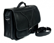 Real Leather Messenger Shoulder Bag | Causal all rounder mens and woman bag | Very . and quality finish