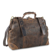 Greenland Nature Classic Doctors Bag Leather 37 cm brown
