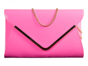 fi9® PATENT WEDDING LADIES PARTY PROM EVENING CLUTCH HAND BAG PURSE