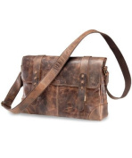 Greenland Nature Classic Shoulder Bag Leather 36 cm brown