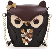 Fashionable Shoulder Bag with Popular Owl Design