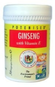 The House Of Mistry Ginseng With Vit E, 60 Capsules
