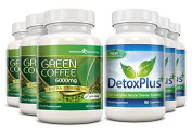 Green Coffee Bean Cleanse Pack 3 Month Supply