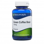 Bioconcepts Green Coffee bean Extract- POWERFUL SLIMMING SUPPLEMENT TO AID WEIGHT LOSS.