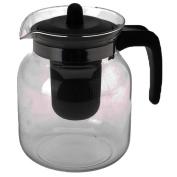 Large Glass Loose Leaf Tea Infuser Teapot