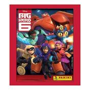 Disney Big Hero 6 Sticker Collection Sticker Packet x3