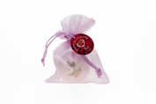 Treat yourself to a HOME SPA! Rose Bath Bombs (110 g) - with fizzing effect! 6 pcs. Economy pack!