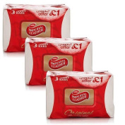 9 x CUSSONS IMPERIAL LEATHER ORIGINAL SOAP BAR 100g - 3 MULTIPACK 3 x 100g