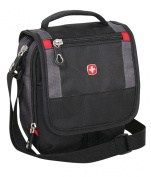 Wenger Hand Luggage, 22 cm, 7 Litres, Black