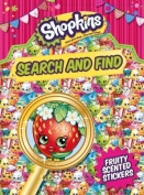 Shopkins Search and Find: 2015
