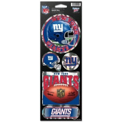 NFL Prismatic Stickers