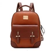 Tinksky® New Vintage Retro Mori Girl Backpack Shoulder Bag Leisure Travel Bag