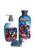 Marvel Avengers Bath Bundle