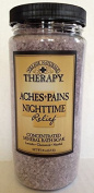 Village Naturals Therapy Aches & Pains Nighttime Relief * Lavender * Chamomile * Menthol * 590ml