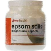 Power Health - Epsom Salts   1000g