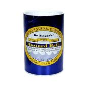 Mustard Bath, 240ml (227 g) by Dr. Singha's