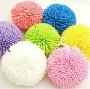 Soft Bath Ball Bath Shower Sponge Bath Brush Body Cleaning