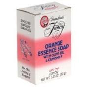 Grandpa's Orange Essence Bar Soap with Olive Oil and Chamomile, 100ml