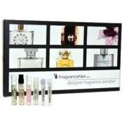 Designer Fragrance Sampler Gift Set Designer Fragrance Sampler By