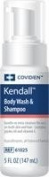 Kendall Body Wash & Shampoo - 270ml foaming bottle