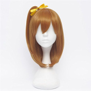 Sunny-business Anime Love Live Long Brown Party Cosplay Wig