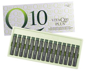 30days Prescription, Somang Incus Vita Q10 Plus Hair Ampoules Treatment 13ml X 30pcs