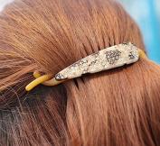 Crystal Headwear Acrylic Hair Accessories Hair Clip Hairpin for Women