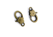 1 Piece Jewellery Making Charms Pendant Ancient Bronze Colour Retro Findings Supplies GAOXBF6 Plum Lobster Clasp