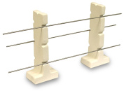 Bead Rack Stilt For Kiln Firing of Ceramic and Pottery Pieces