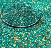 Gold Clover Glitter Medley - 30ml Jar