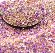 Golden Raspberry Glitter Medley - 30ml Jar
