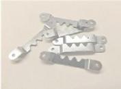 2.5cm - 1.6cm Sawtooth Hanger - Lot of 10