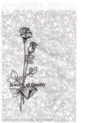 Silver Paper Gift Bag 15cm x 23cm Pkg of 100