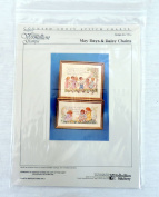 May Days & Daisy Chains Counted Cross Stitch Chart Pack V954