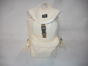 Canvas Backpack 350ml Drawstring Backpack Environmentally Friendly Made in U.s.a