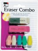 Charles Leonard Eraser - Combo Pack