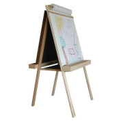 Beka 01110 Deluxe Easel With Magnet Board And Chalkboard