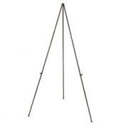 Instant Easel, 160cm , Black, Steel, Lightweight