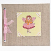 Hugs and Kisses XO Fairy Baby Memory Book