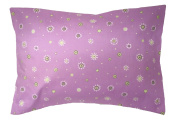 "100% Cotton Toddler Pillowcase in DAISIES by ""A Little Pillow Company"""