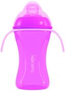 Bebek Plus Soft Spout Bottle with Handles, Enchanted Princess, 240ml