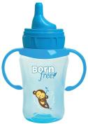 1 Bornfree 270ml Drinking Cup, New, BPA Free Blue