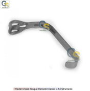 WEIDER CHILD CHEEK TONGUE RETRACTOR DENTAL G.S INSTRUMENTS