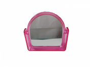 Makeup mirror for face Black Colour.
