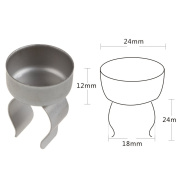 Easyinsmile stainless prophy ring for tooth polishing paste